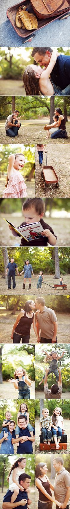 great family pic poses