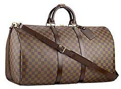 Louis Vuitton Keepall Damier 55, my dream.