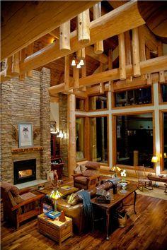 Pagosa Springs Log Home