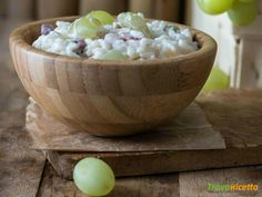 Risotto con robiola, uva e speck – AMC  #ricette #food #recipes