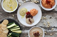 Classic Cashew Cheese, 3 ways | nutritionstripped.com