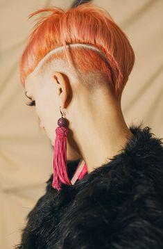 Circus - Blades Hair Studio hiukset kokoelma hiusväri Hair Magazine, Hair Studio, Hair Dos, Blade, Drop Earrings, Color, Fashion, Hairdos, Up Dos