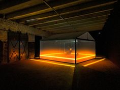 Leigh Sachwitz's multimedia installation InsideOut captures the beauty of a storm - News - Frameweb