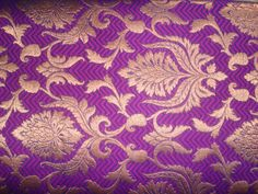 Traditional Silk Brocades Fabrics - Buy Silk Brocade Fabric at best price of Rs 400 /meter(s) from Silk International. Silk Cotton Sarees, Brocade Fabric, Latest Fashion Trends, Lilac, Traditional, Fabrics, Color, Design, Textiles
