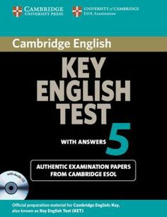 Cambridge Key English Test 5 With Answers | sachhaynhat - sachhay