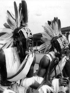 Durbar Festival 1950's | Vintage Nigerian Photos #Nigerians, #Festivals