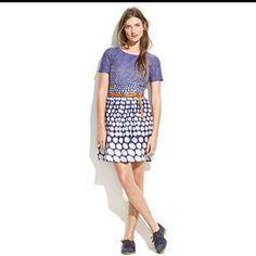Dotted Songbird Dress - Madewell