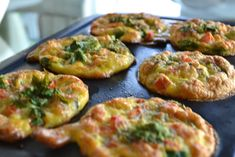 EASY EGG MUFFINS recipe for natural beauty! A great breakfast idea #Paleo #Gaps #Southbeach diet friendly!