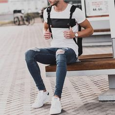 """5,004 Likes, 37 Comments - Modern Men Street Style (@modernmenstreetstyle) on Instagram: """"Yes or no? #modernmenstreetstyle"""""""