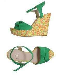 Le stelle Women - Footwear - Wedge Le stelle on YOOX