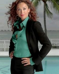 Detective Yelina Salas - Sofia Milos - CSI, Miami 2003-2009
