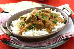 Slow Cooked Lamb Curry Recipe - Preparation time:30 minutes  Slow Cooker Size5L+  Serves:4  Cooking time:7 hours on LOW setting