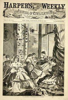 Role of Women in Civil War