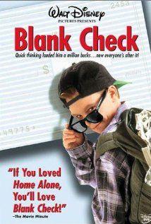 Blank Check I wanted to be this kid sooo bad!