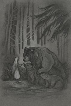 Ursus Amentia, or The Bear Madness. Cory Godbey