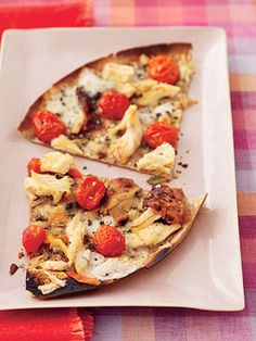 low carb chicken pizza