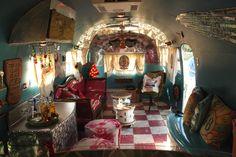 CoSMIC. COWGiRL. airstream. Miranda lambert & junk gypsies.