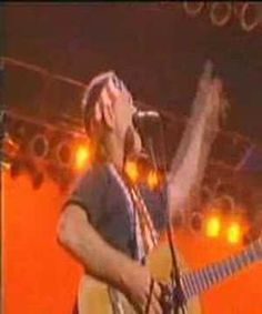 """The Highwaymen -  City Of New Orleans.  Uploaded on Apr 22, 2006  Willie Nelson, Johnny Cash, Waylon Jennings and Kris Kristofferson perform the Jimmy Webb song """"Highwayman"""" live. Filmed in March 1990 at Long Island's Nassau Coliseum."""
