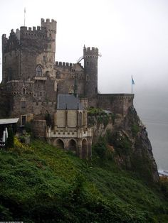 a great example of a castle