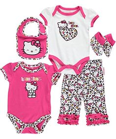 21ef88a23 Baby Boy Outfits, Toddler Outfits, Baby Girl Shoes, Newborn Outfits, Hello  Kitty Baby, Girls Pjs, Baby Girl Newborn, Baby Girls, Baby Bling