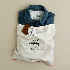 "hiroshi kato for j crew ""archival workwear"""