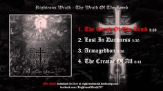 Righteous Wrath - The Wrath Of The Lamb  Unblack metal from Greece