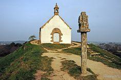 Carnac chapelle ~ Brittany ~ by papouli42 de passage