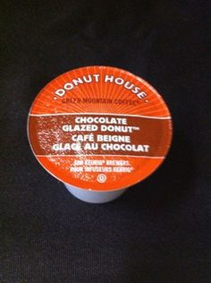 Donut House Collection™ Chocolate Glazed Donut Coffee – The Art of Coffee