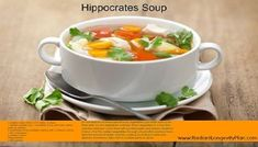 Check out our collection of healthy and flavor-packed, easy to make homemade soup recipes that are satiating and just perfect for every occasion. Chicken Veggie Soup, Chicken Soup Recipes, Healthy Soup Recipes, Vegetable Recipes, Veg Soup, Healthy Foods, Hippocrates Soup, Sopa Detox, Cabbage Soup Diet
