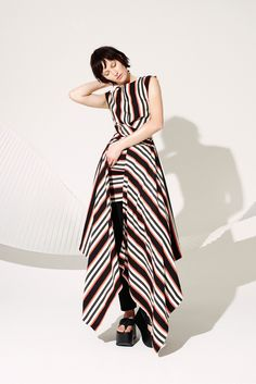 Sass & Bide Spring 2015 Ready-to-Wear - Collection - Gallery - Look 1 - Style.com