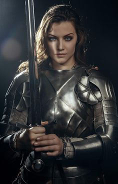 Women In Shining Armour ( A beautiful & breathtaking photoshoot by Andrey Rants featuring Svetlana Fyodorova of the Russian na Sword Photography, Female Knight, Fantasy Characters, Fictional Characters, American Presidents, Trends, Models, Dark Fantasy Art, Character Design Inspiration