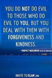 Forgiveness & Kindness
