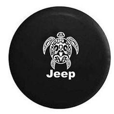 Jeep Turtle Spare Tire Cover