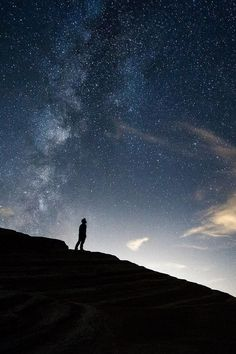 When I am alone, I contemplate the universe and my place in it.