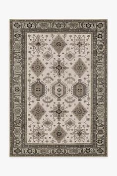 Traditional Kilim Bordered Rug Design Ruggable Rug System Made in the USA (with imported materials) Please allow weeks for delivery Cover Attaches to Pa Washable Area Rugs, Machine Washable Rugs, Grey Rugs, Visual Texture, Black Rug, Natural Rug, Traditional Rugs, Shopping, Rugs
