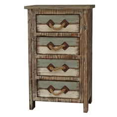 Nantucket Weathered Chest