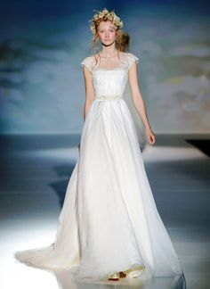 Wedding Dress by Victoria and Lucchino