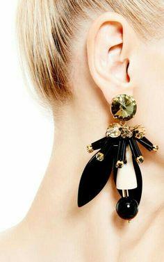 Marni / Statement  Earrings