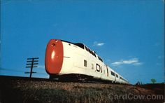 Canadian National's Turbo Trains, Railroad