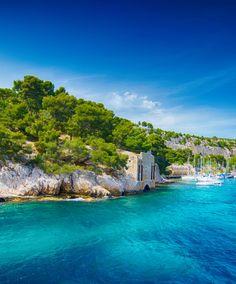 Calanque de Sormiou, Marseille, Provence-Alpes-Côte d'Azur