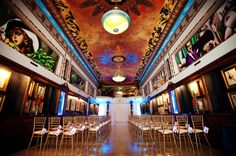 Art Deco Venue - The Thaxton Building in St. Louis, MO
