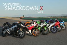 Super bike Smackdown