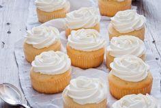 Cara Cara Orange Vanilla Cupcakes Recipe, The Olive Basin, Kitchen Kettle Village, Lancaster PA Orange Cupcakes, Vanilla Cupcakes, Mini Cupcakes, Cupcake Recipes, Dessert Recipes, Desserts, Honeybell Oranges, Muffins, Balsamic Vinegar