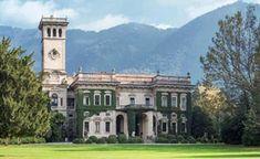Villa Erba   Cernobbio #lakecomoville