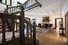 """Stunning 10"""" Quartersawn White Oak flooring is our specialty."""