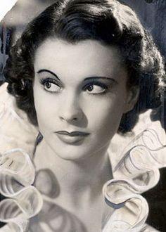 Vivian Leigh - When Hollywood was beautiful.