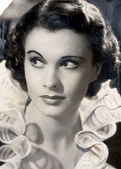 Vivian Leigh - When Hollywood was beautiful.