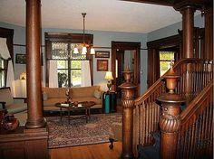1885 Queen Anne - Eaton Rapids, MI - $239,900 - Old House Dreams