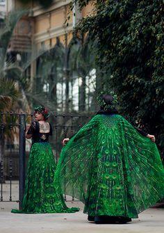Peacock Costume, Bird Costume, Peacock Dress, Peacock Colors, Feather Dress, Peacock Feathers, Peacock Tail, Scarf, Peacock Wedding