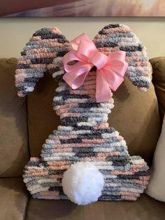 Bunny Crafts, Easter Crafts, Spring Crafts, Holiday Crafts, Holiday Ideas, Easter Projects, Easter Ideas, Diy Ostern, Hoppy Easter